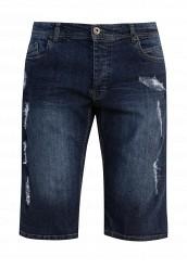 Купить Шорты джинсовые MeZaGuz синий ME004EMRBT00