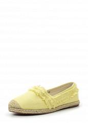 Купить Эспадрильи Mellisa желтый ME030AWSQK99 Китай