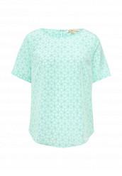 Купить Блуза Modis бирюзовый MO044EWSUO95