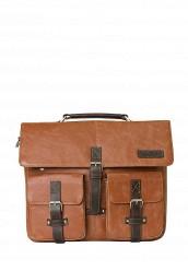 Купить Портфель Fontevivo Carlo Gattini коричневый MP002XM229V3