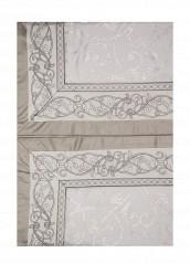Купить Комплект постельного белья Евро Asabella серый MP002XU0016E