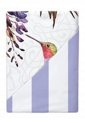Купить Комплект постельного белья Семейный Verossa фиолетовый MP002XU00XL2