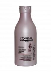Купить Шампунь-фиксатор цвета Expert Vitamino Color - Для окрашенных волос L'Oreal Professional розовый MP002XW0DR2L