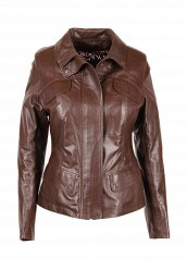 Купить Куртка кожаная Grafinia коричневый MP002XW0FO6G