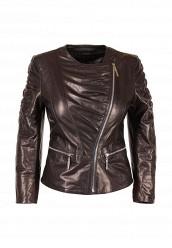 Купить Куртка кожаная Grafinia черный MP002XW0FO6J