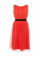 Купить Платье Olga Skazkina красный MP002XW0JBVE