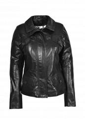 Купить Куртка кожаная Grafinia черный MP002XW0RUMS