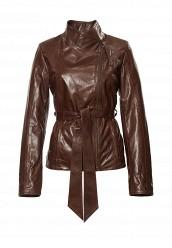 Купить Куртка кожаная Grafinia коричневый MP002XW1CQWZ