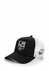 Купить Бейсболка NHL TRUCKER LOSKIN New Era черный NE001CUIBW90