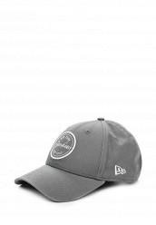 Купить Бейсболка PATCH WASHED 9FORTY New Era серый NE001CUQGJ47