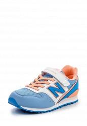 Купить Кроссовки New Balance голубой NE007AGPDK90 Индонезия