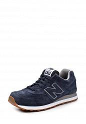 Купить Кроссовки ML574 New Balance синий NE007AMJA764 Индонезия
