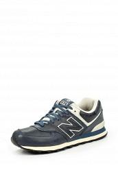 Купить Кроссовки ML574 New Balance синий NE007AUJKW60