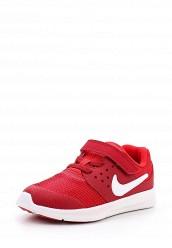 Купить Кроссовки NIKE DOWNSHIFTER 7 (TDV) Nike красный NI464ABUFH18