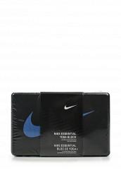 Купить Блок для йоги NIKE ESSENTIAL YOGA BLOCK Nike черный NI464DURRA67 Китай