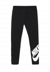 Купить Тайтсы G NSW LEG A SEE LGGNG LOGO Nike черный NI464EGPDB42