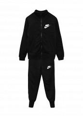 Купить Костюм спортивный G NSW TRK SUIT FT Nike черный NI464EGUFG13