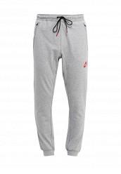 Купить Брюки спортивные M NSW AV15 JGGR FLC Nike серый NI464EMJFP98