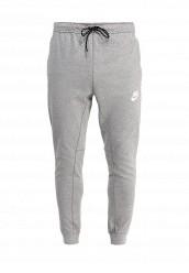 Купить Брюки спортивные M NSW AV15 JGGR FLC Nike серый NI464EMUGQ44