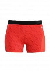 Купить Шорты спортивные W NP HPRCL SHORT 3IN CASCADE Nike красный NI464EWJFY74