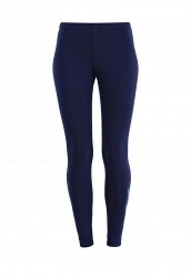 Купить Леггинсы W NSW LEG A SEE LGGNG LOGO Nike синий NI464EWRZA51