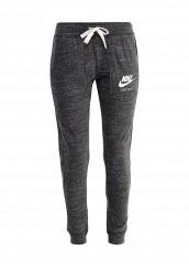 Купить Брюки спортивные W NSW GYM VNTG PANT Nike серый NI464EWRZC10 Камбоджа