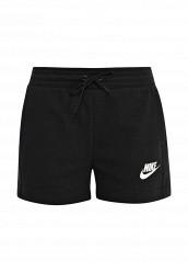 Купить Шорты спортивные W NSW AV15 SHORT Nike черный NI464EWRZC31