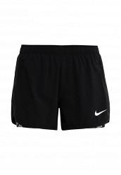 Купить Шорты спортивные Nike W NK FLX 2IN1 VENEER черный NI464EWRZE35 Вьетнам