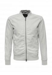 Купить Куртка кожаная Only & Sons серый ON013EMPQF64 Китай