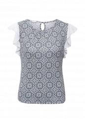 Купить Блуза oodji мультиколор OO001EWISN37
