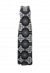 Купить Платье oodji черно-белый OO001EWIYG02 Китай
