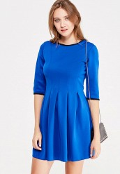 Купить Платье oodji синий OO001EWLAU42 Китай