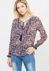 Купить Блуза oodji мультиколор OO001EWLOH69 Китай