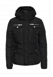 Купить Куртка утепленная oodji черный OO001EWLSB26