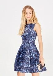 Купить Платье oodji синий OO001EWNXA43 Китай