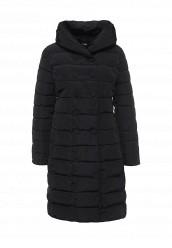 Купить Куртка утепленная oodji черный OO001EWNZU34