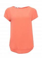Купить Блуза oodji оранжевый OO001EWSFW45 Китай