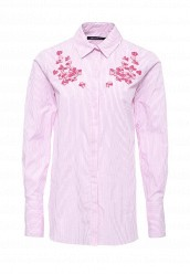 Купить Рубашка Pennyblack розовый PE003EWOHV18 Китай
