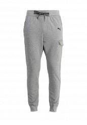 Купить Брюки спортивные STYLE Sweat Pants, TR, cl. Puma серый PU053EMHMF62