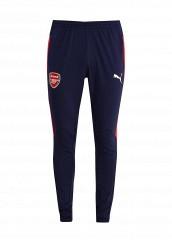 Купить Брюки спортивные AFC Training Pant tapered Puma синий PU053EMQPG70