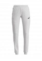 Купить Брюки спортивные ESS No.1 Sweat Pants TR W Puma серый PU053EWQPE39 Бангладеш