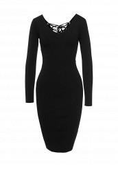 Купить Платье QED London черный QE001EWRBO33 Китай