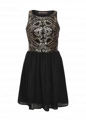 Купить Платье QED London черный QE001EWRBR26 Китай