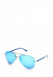 Купить Очки солнцезащитные RB8058 004/55 Ray-Ban® синий RA014DUOSZ18