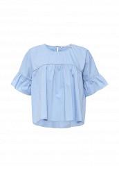 Купить Блуза Rinascimento голубой RI005EWQES06 Италия
