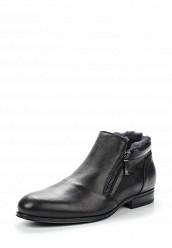 Купить Ботинки Roberto Botticelli черный RO233AMUSU06 Италия