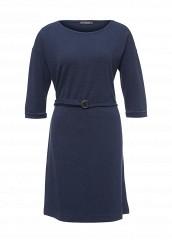 Купить Платье Sela синий SE001EWOPZ41 Китай