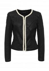 Купить Куртка кожаная S'Ebo черный SE032EMQOE25 Китай