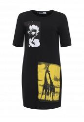 Купить Платье Sportmax Code черный SP027EWORF61