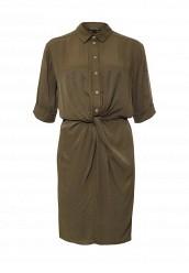Купить Платье Topshop хаки TO029EWHQV10 Румыния